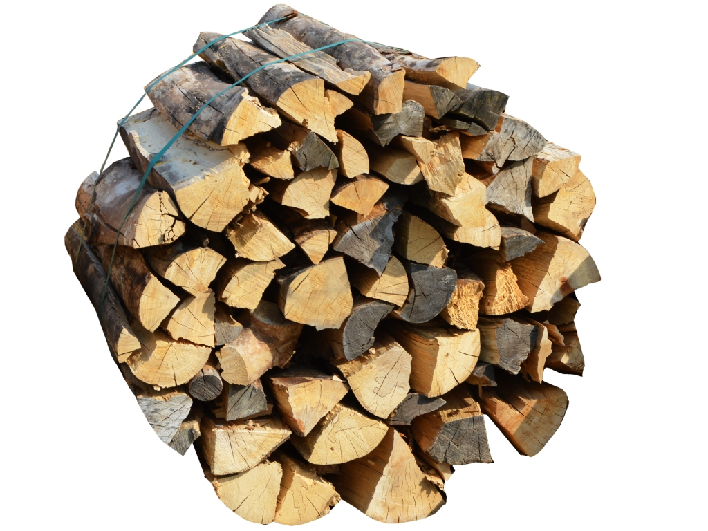Suché tvrdé palivové dřevo - 1 m