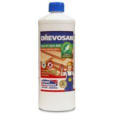Impregnace dřeva Dřevosan Profi hnědý 3kg